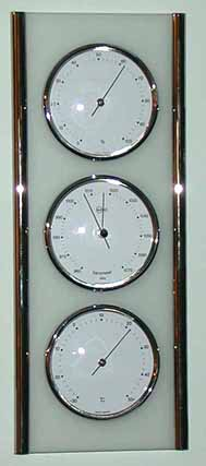 Traditional And Modern Style Barometers